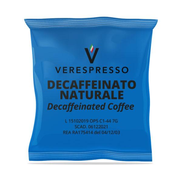 Verespresso decaffeinato naturale