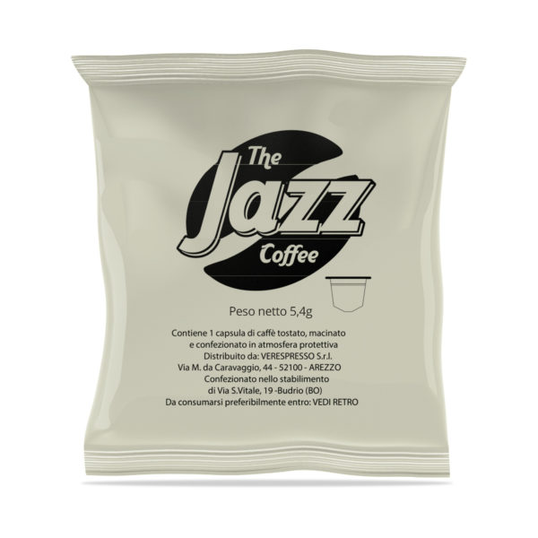 jazz coffee nespresso