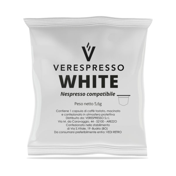 white nespresso